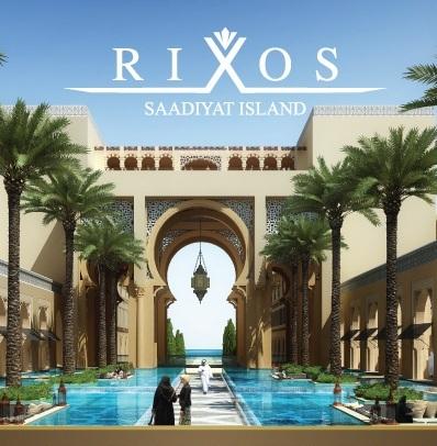 Открытие нового отеля Rixos Saadiyat Island 15.10.2018