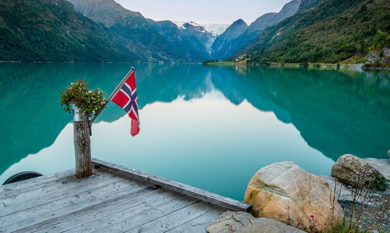 Норвегия-Дания + фьорды