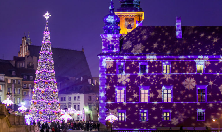 Новогоднее рандеву: Краков-Варшава