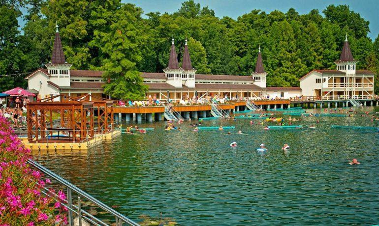 Лечение и отдых в Венгрии на термальных курортах