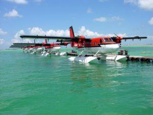 На севере Мальдив открылся новый аэропорт