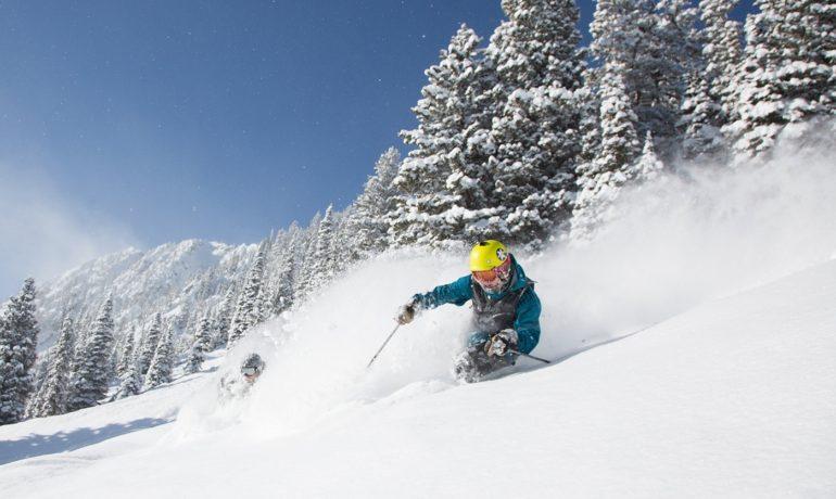 Открытие горнолыжных курортов