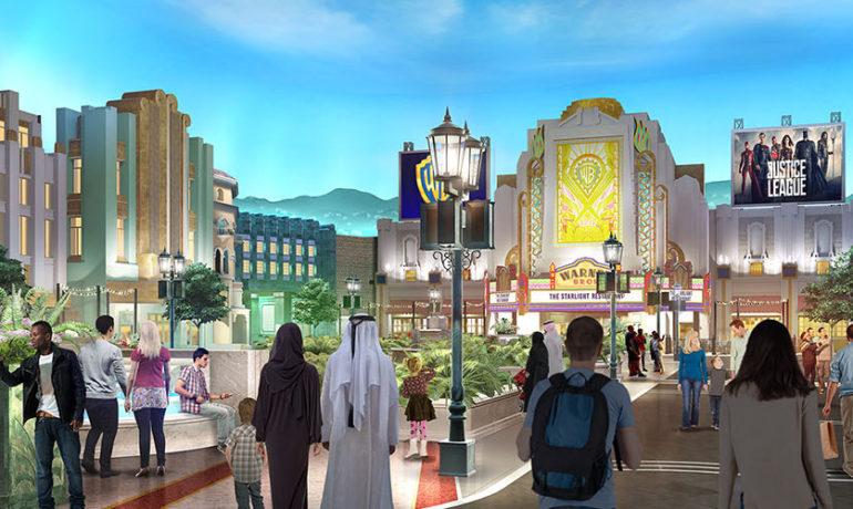В ОАЭ открылся Warner Bros World