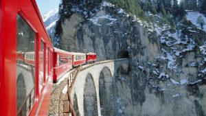 жд швейцария