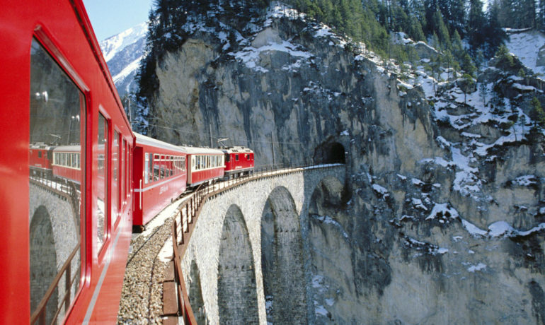 Туры на панорамных поездах - Швейцария
