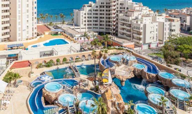 "Marina D'Or - Клубный отдых формата ""Всё включено"" в Испании"