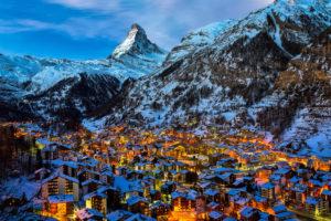Швейцария Церматт