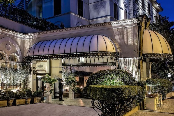Ваша итальянская осень с Aldrovandi Villa Borghese