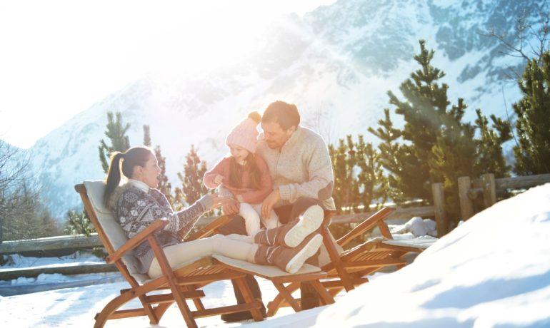 Рождество на горнолыжном курорте с Club Med