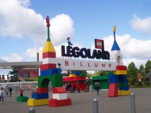 Осенние каникулы в LEGOLAND Billund
