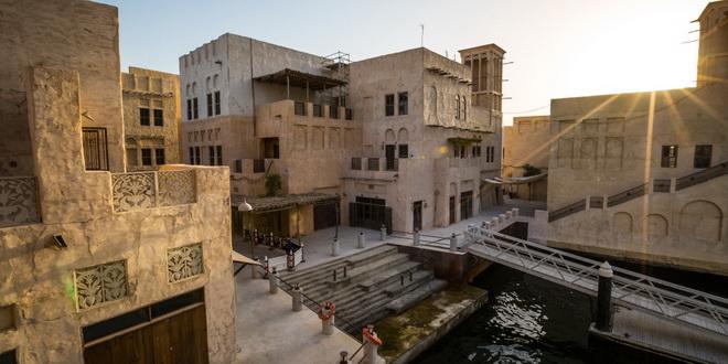 В историческом центре Дубая открылся отель Al Seef Hotel by Jumeirah