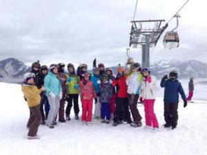горнолыжные каникулы Австрия