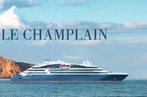 корабль Le Champlain