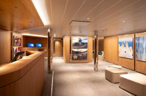 новый корабль Le Champlain
