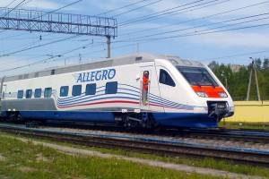 поезд Аллегро