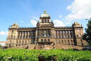 прага национальный музей