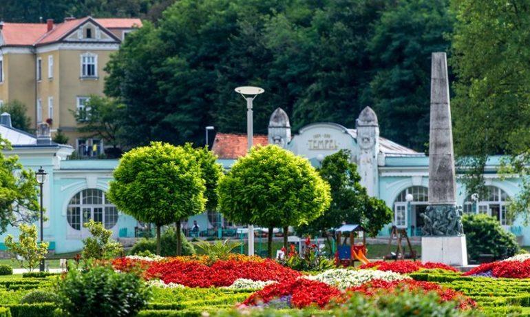 Словения: Рогашка Слатина