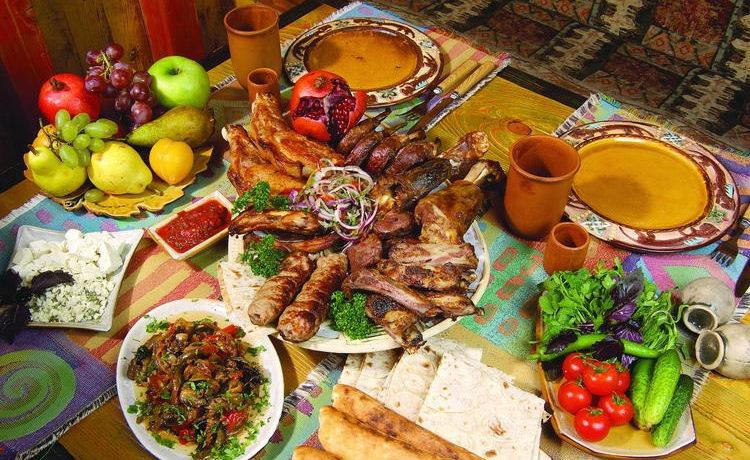 """Гастрономический тур """"Вкусная Армения"""""""