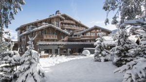 Barriere Les Neiges Courchevel