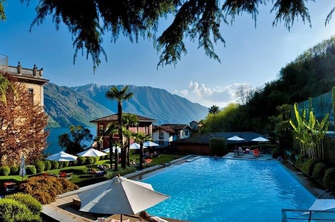 Безмятежный отдых на красивейших озерах Италии