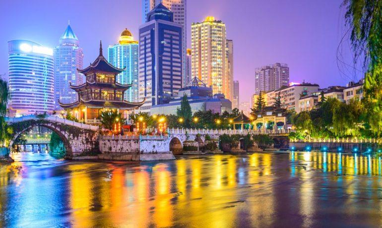 Новый Год 2019 в Гуйчжоу