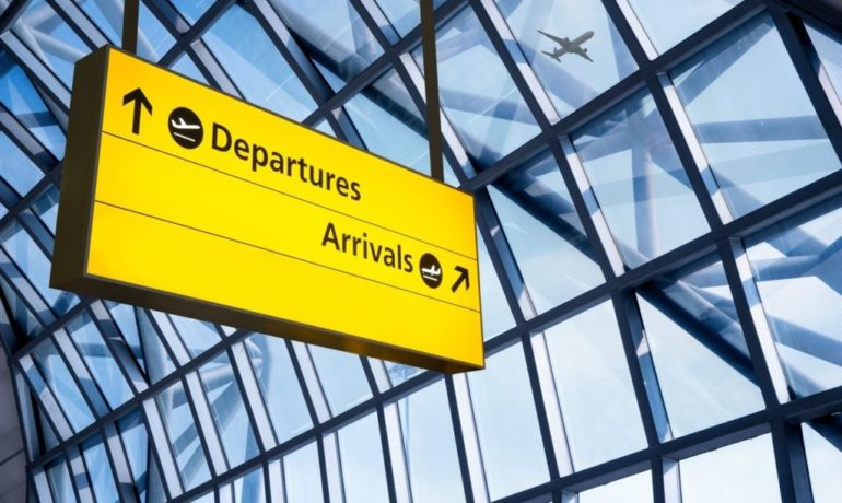 Инновации в Лондоне: от регистрации до посадки, не сбавляя шага
