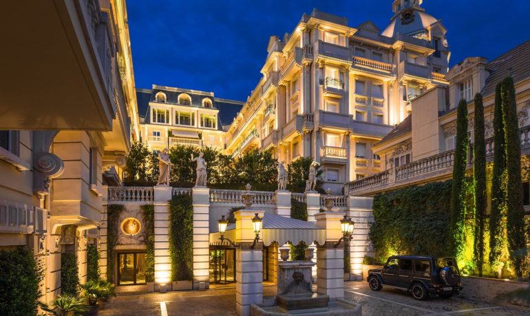 Отель Metropol 5* Monte-Carlo, Monaco