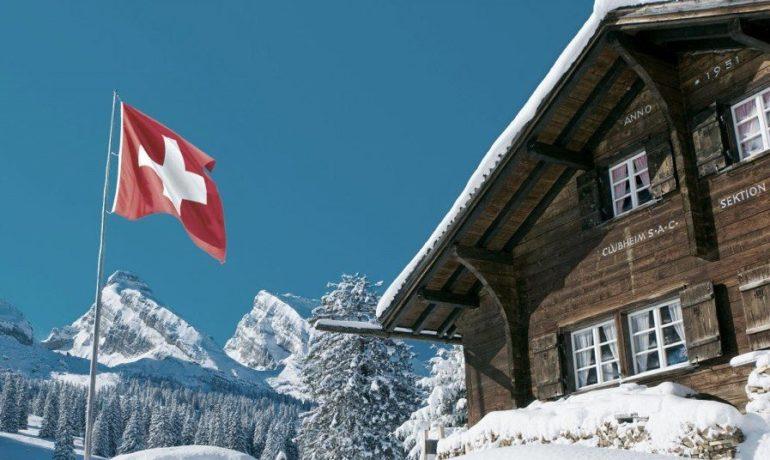 Гарантированные номера в отелях в Швейцарских Альпах на Новый год