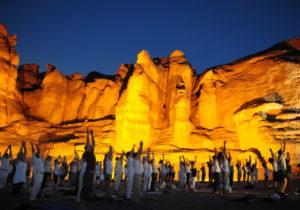 фестиваль йоги в Израиле
