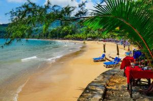 пхукет тайланд пляж камала
