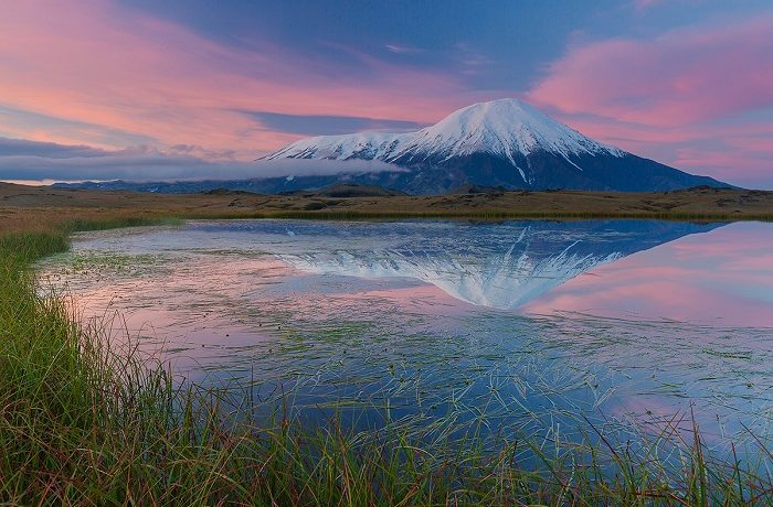 Топ самых красивых мест России