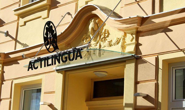 ActiLingua, Вена - изучение немецкого языка