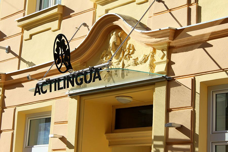 ActiLingua, Вена – изучение немецкого языка