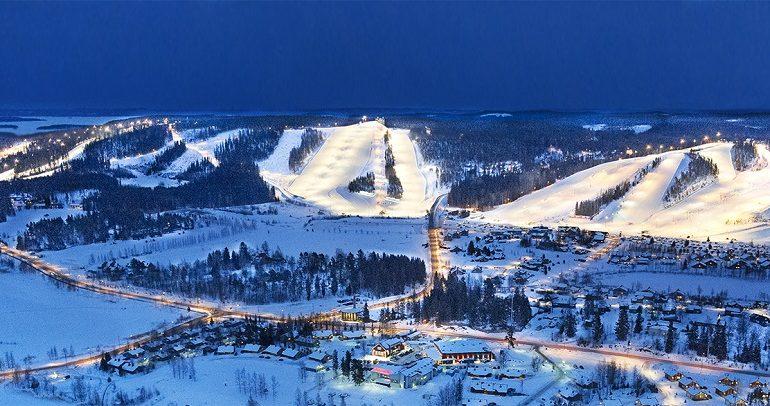 Коттеджи в Финляндии на Новый год и Рождество