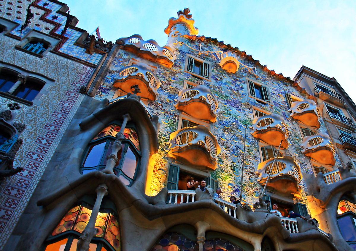 Экскурсионные программы по Испании