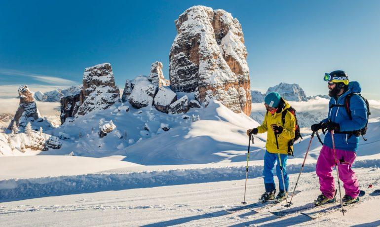 Италия - горные лыжи
