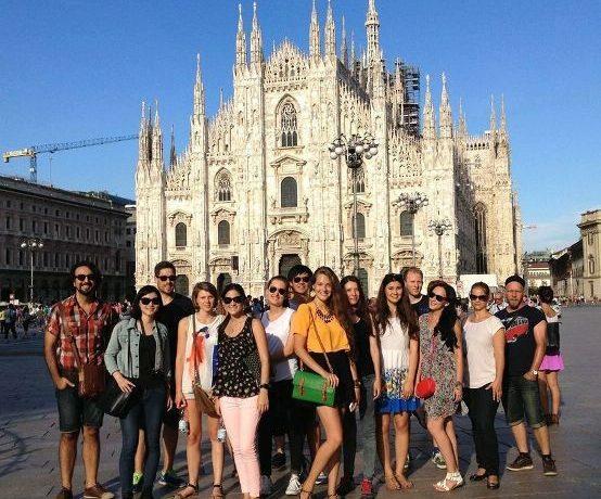 Scuola Leonardo da Vinci, Milan - изучение итальянского языка
