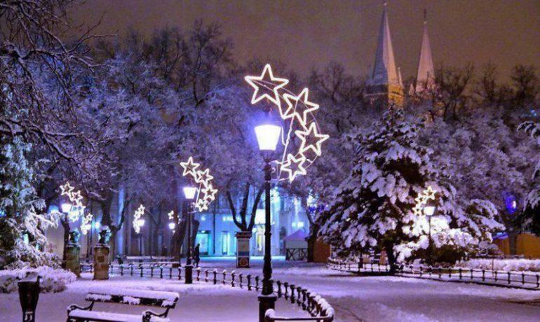 Новый год и Рождество в Сербии