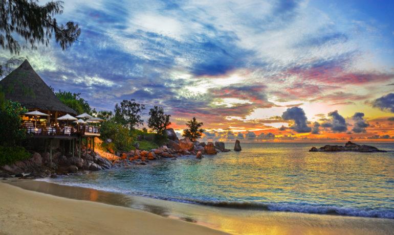 Сейшелы - для тех, кто влюблён в море