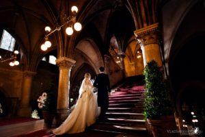 Свадьба в Венской Ратуше