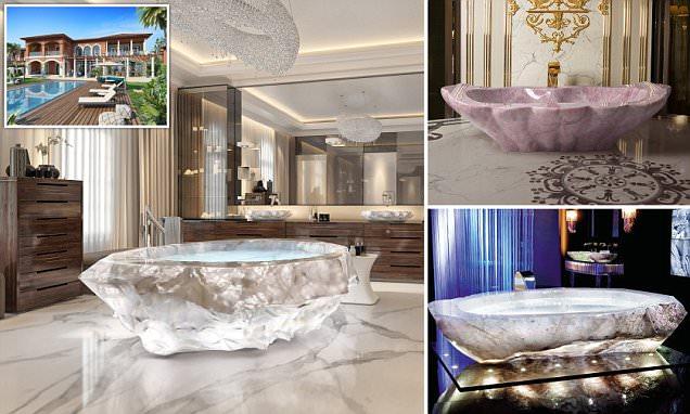 Хрустальная ванна за миллион долларов