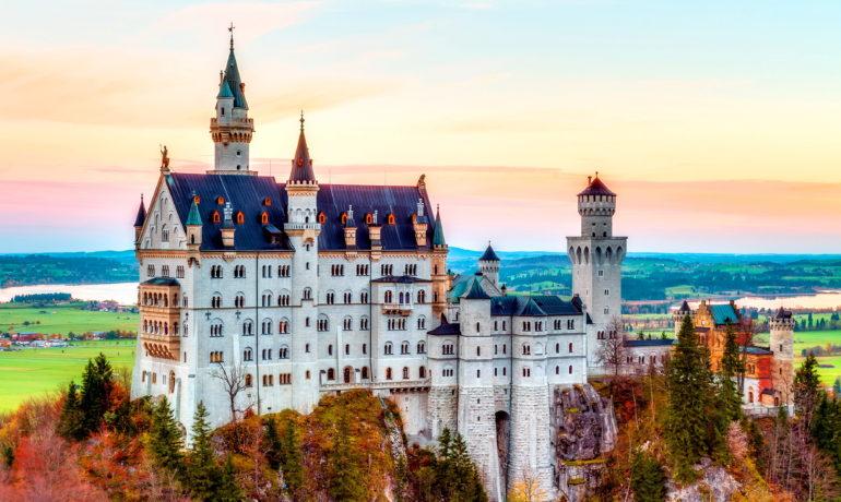 15 лучших замков-отелей в Европе