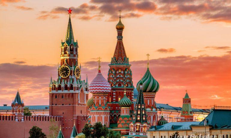 Incoming Russia