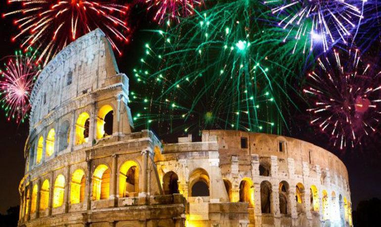 Как встретить Новый год в Риме: программа праздничных мероприятий