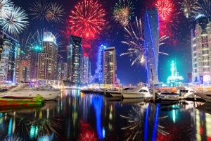 Новый Год в Дубай
