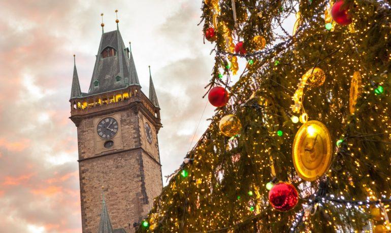 Что ожидает туристов на Новый год в Праге: праздничная программа