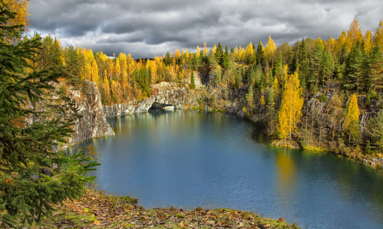 Karelia: between Lake Onega and the White Sea