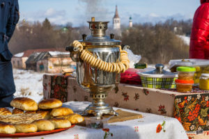 Goldaen Ring Cities Russia