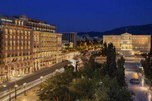 King Goerge Athens