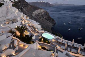 Mystique Santorini Greece